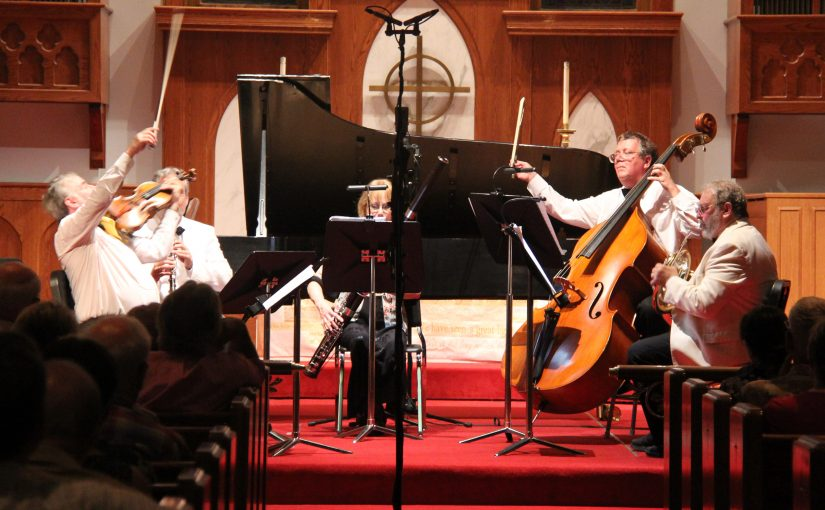 Thanks for joining us for our 30th Chamber Music Festival